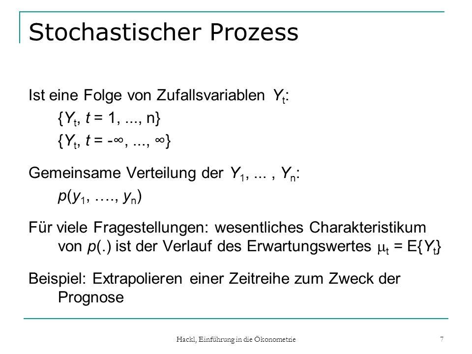 Stochastischer Prozess
