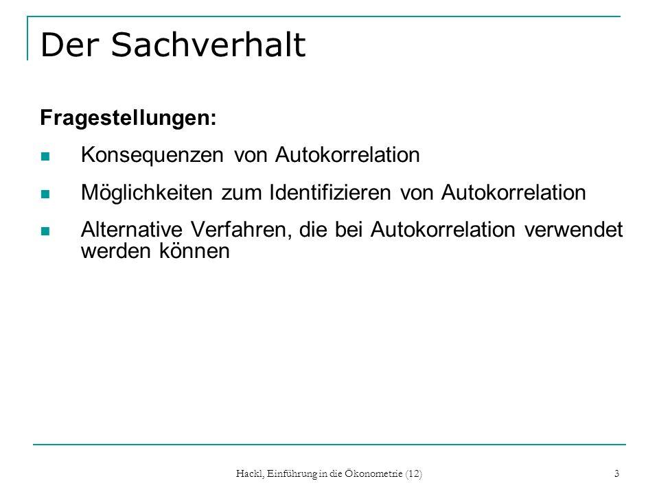 Hackl, Einführung in die Ökonometrie (12)