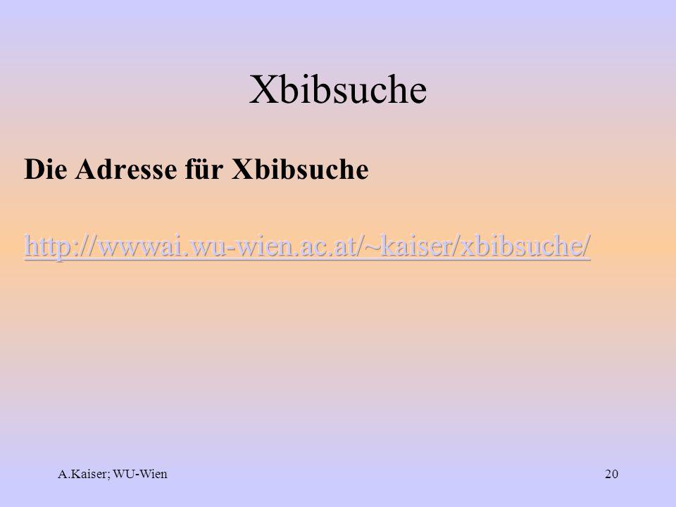 Xbibsuche Die Adresse für Xbibsuche