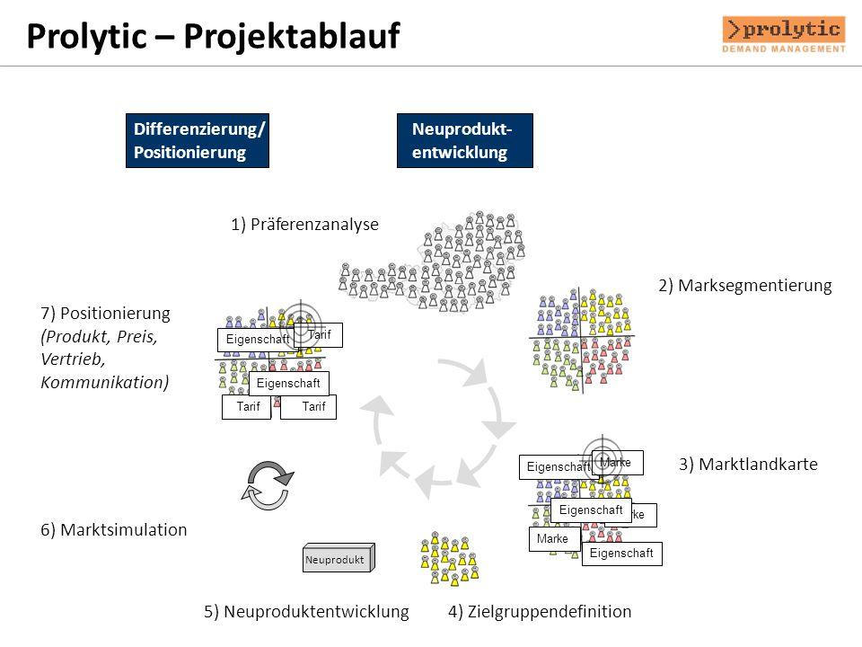 Prolytic – Projektablauf