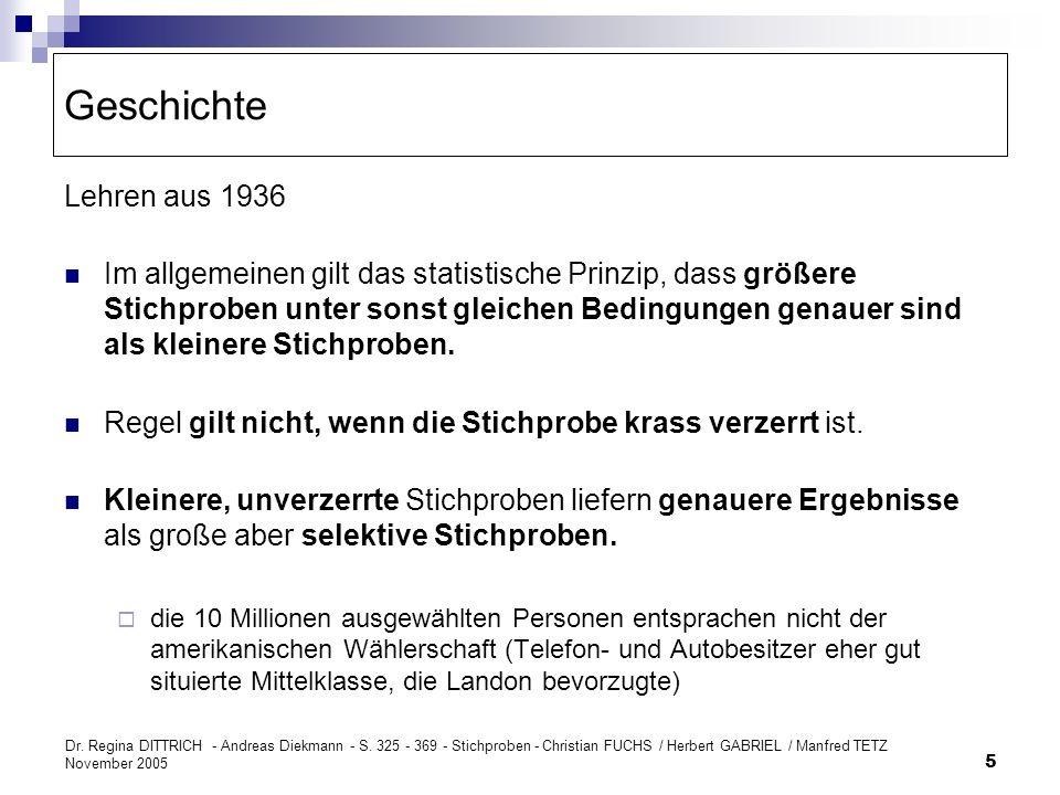 Geschichte Lehren aus 1936.