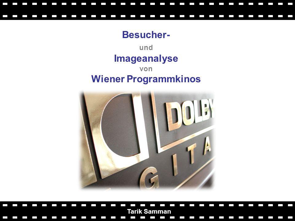 Besucher- Imageanalyse Wiener Programmkinos