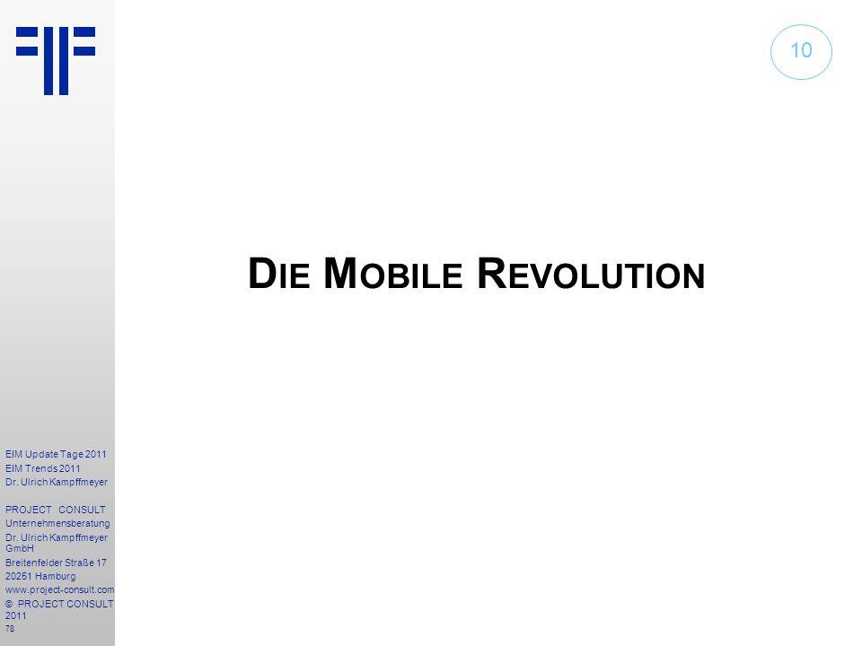 10 Die Mobile Revolution