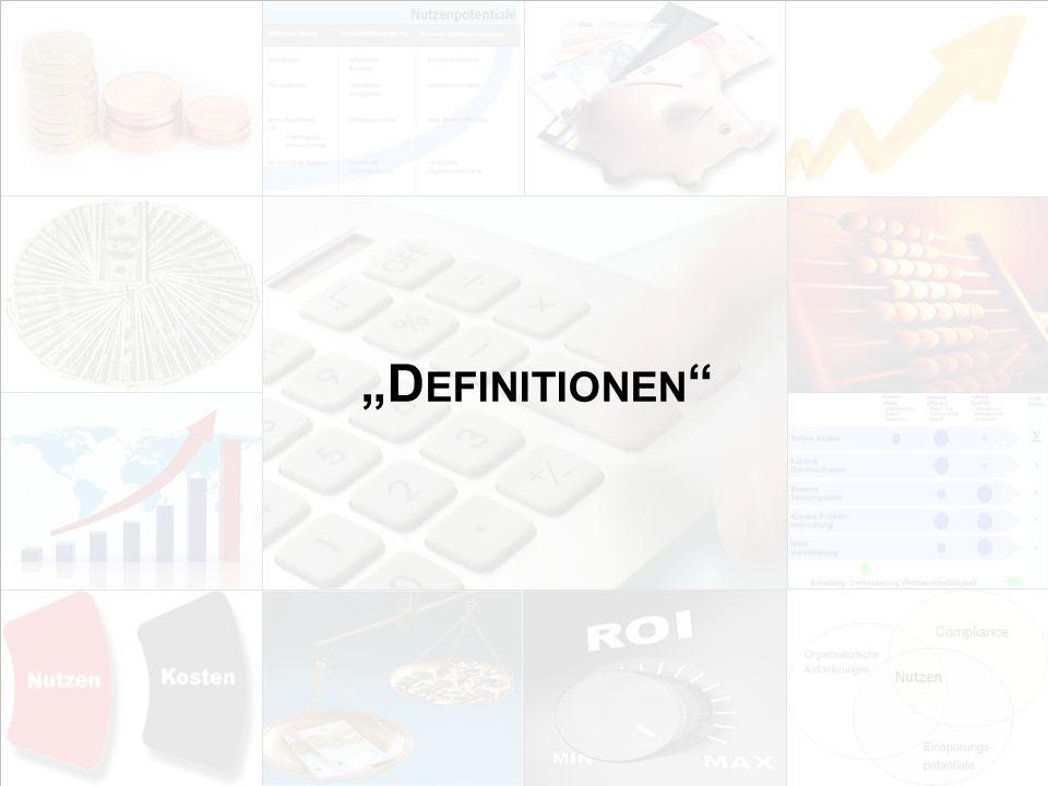 """""""Definitionen"""