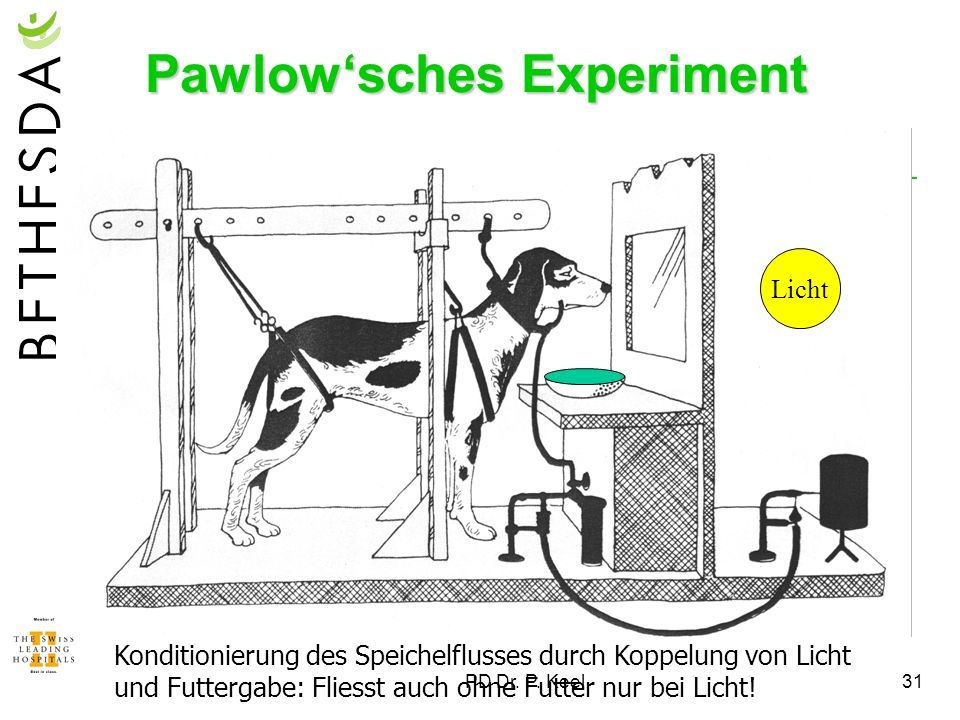 Pawlow'sches Experiment