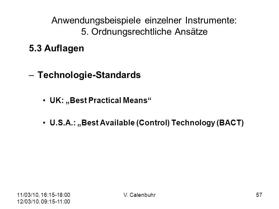 Technologie-Standards