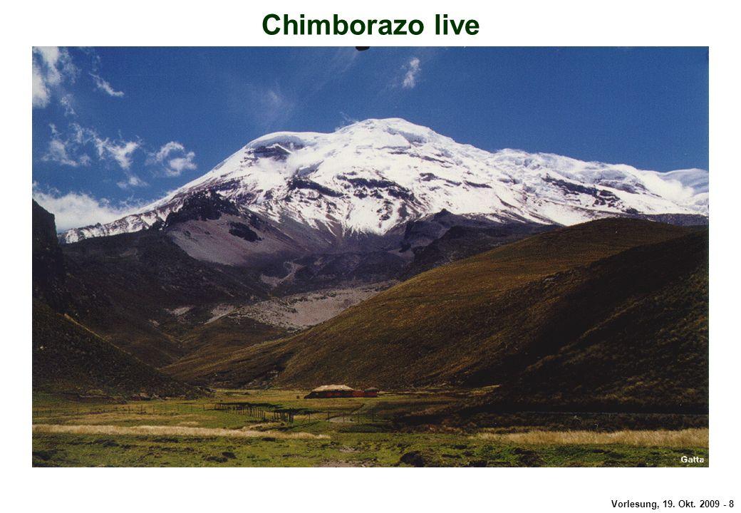 Chimborazo Chimborazo live