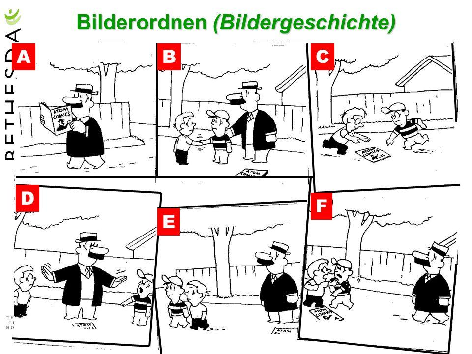 Bilderordnen (Bildergeschichte)