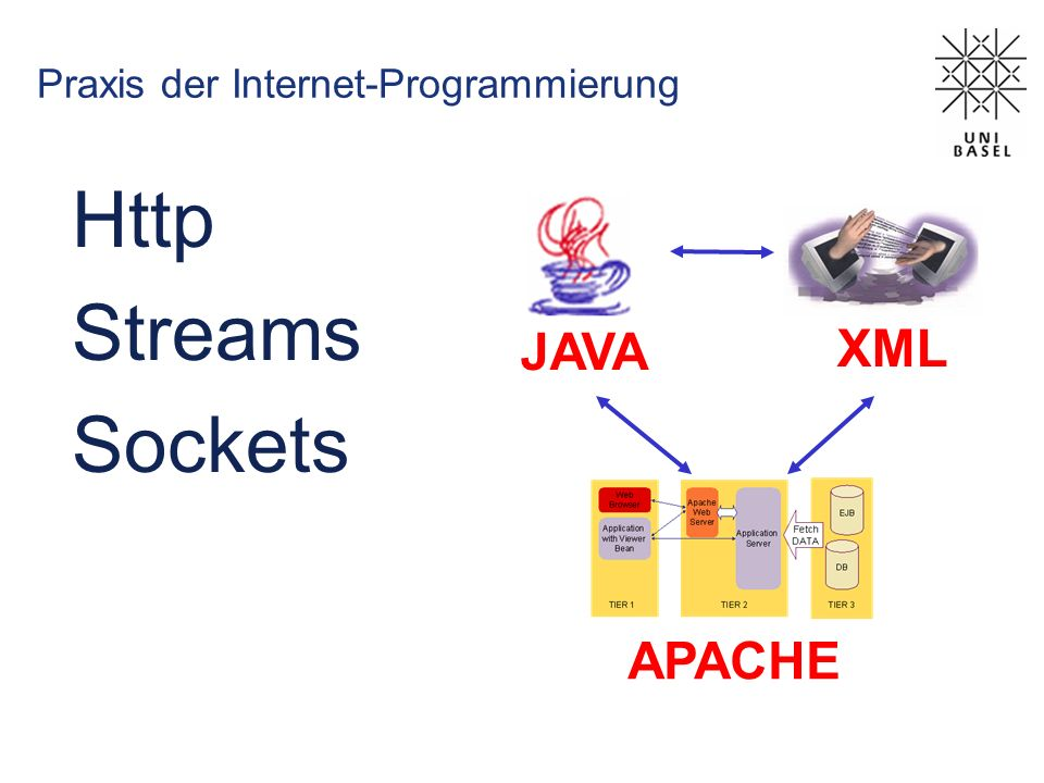 Praxis der Internet-Programmierung
