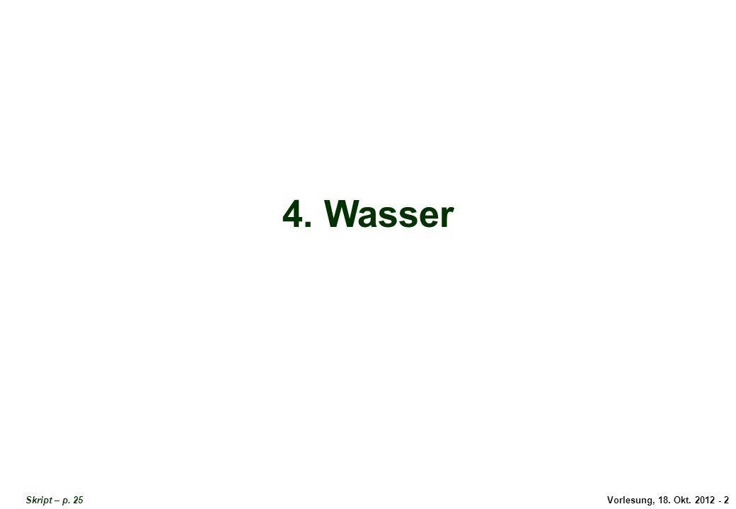 Titel Wasser 4. Wasser Skript – p. 25