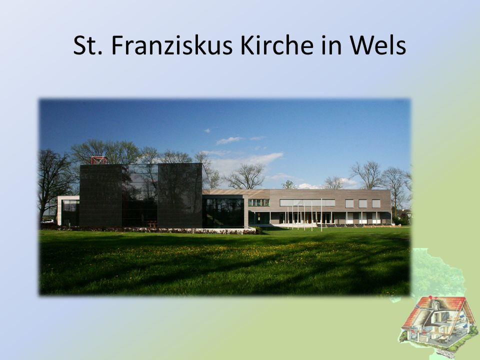 St. Franziskus Kirche in Wels