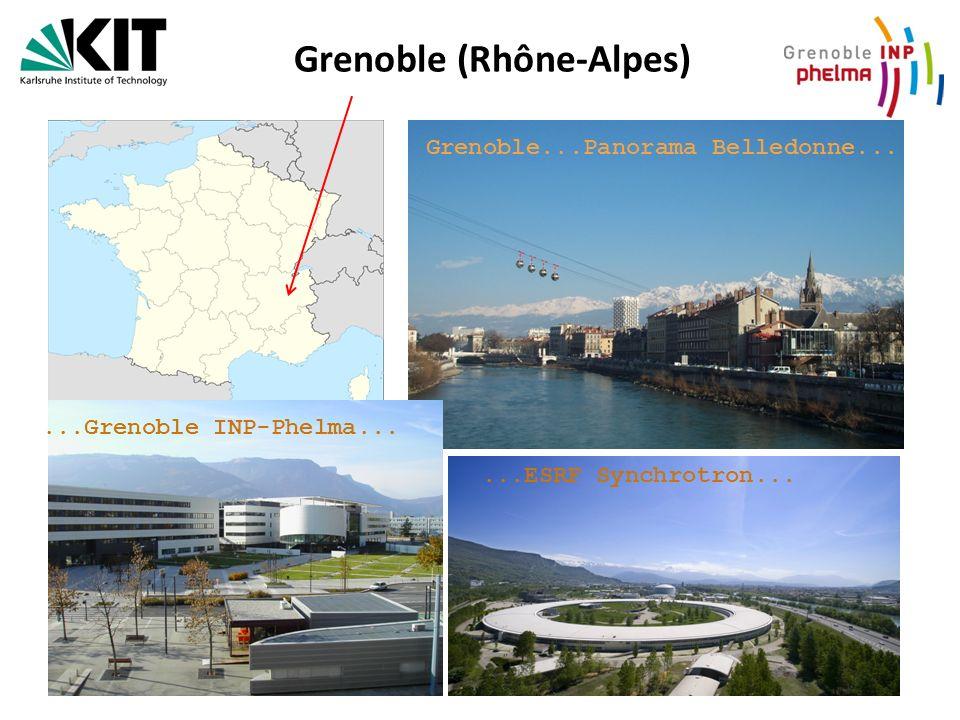 Grenoble (Rhône-Alpes)