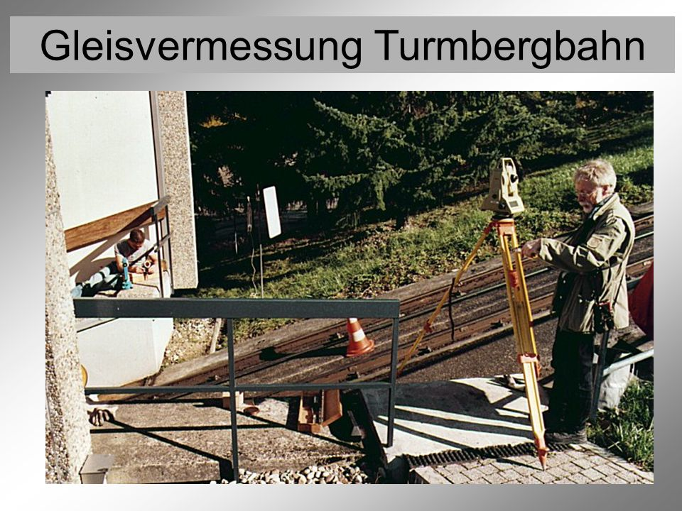 Vermessung der Festpunkte 6 (Trigonometrische Höhenmessung)