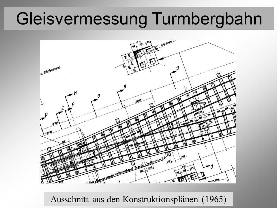 Konstruktionsunterlagen 1 (Ausschnitt)