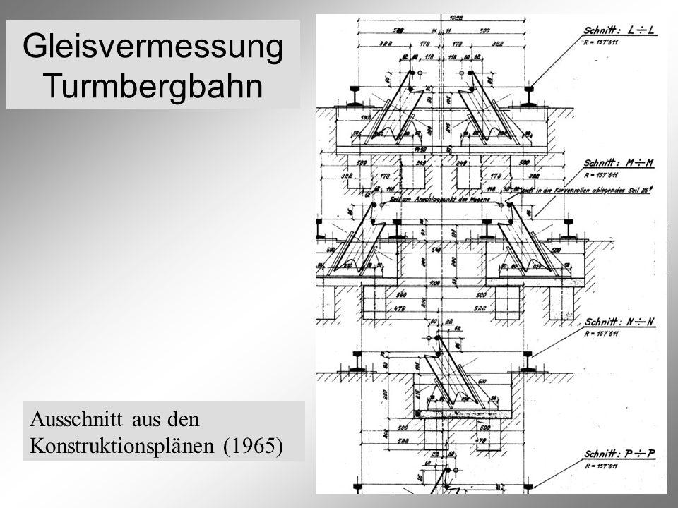 Konstruktionsunterlagen 3 (Ausschnitt)