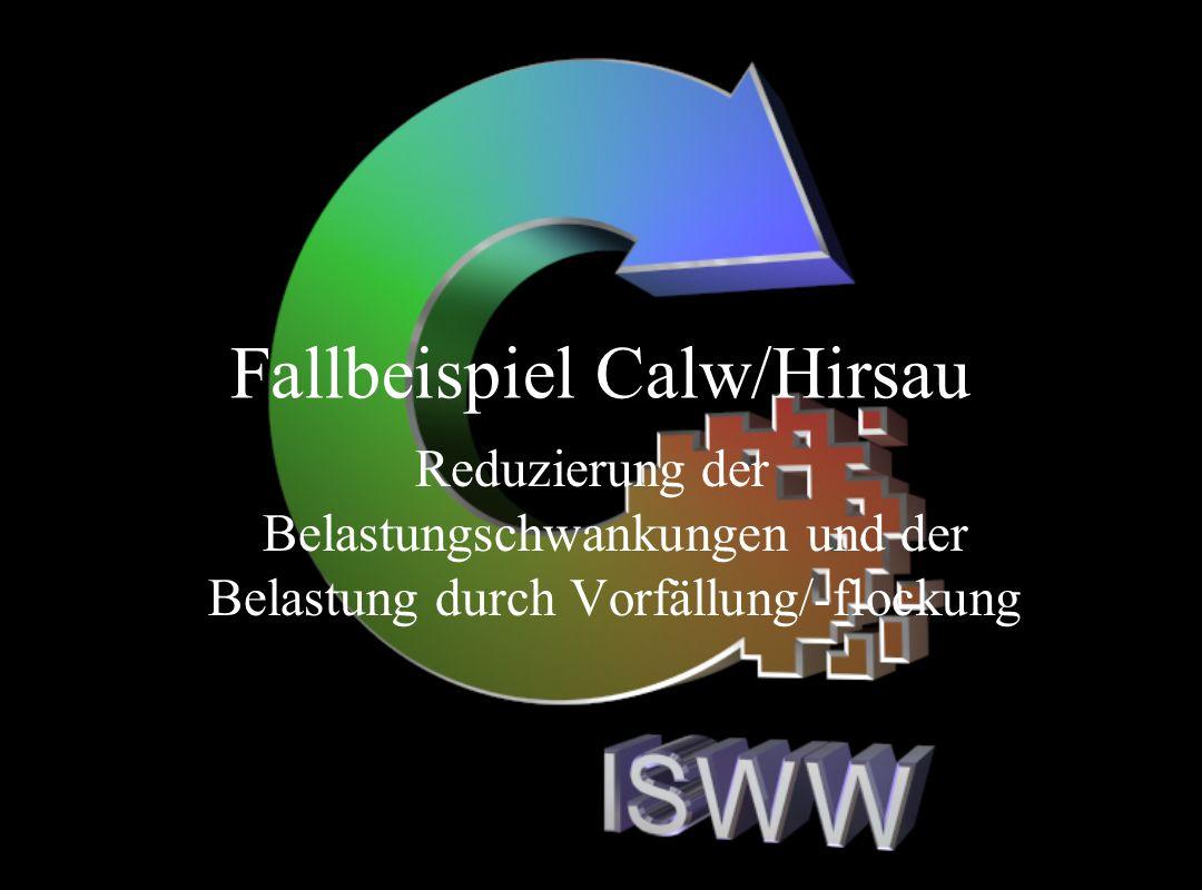 Fallbeispiel Calw/Hirsau