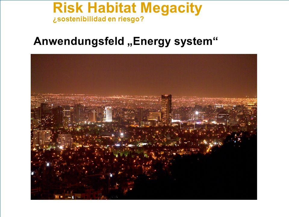 "Anwendungsfeld ""Energy system"