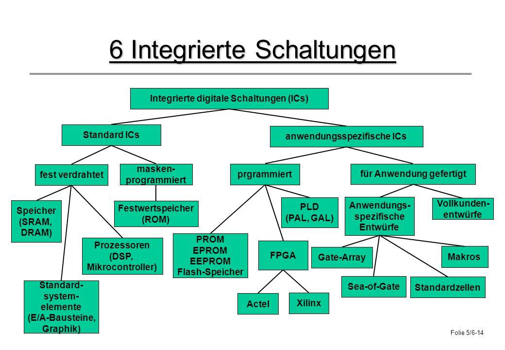 6 Integrierte Schaltungen