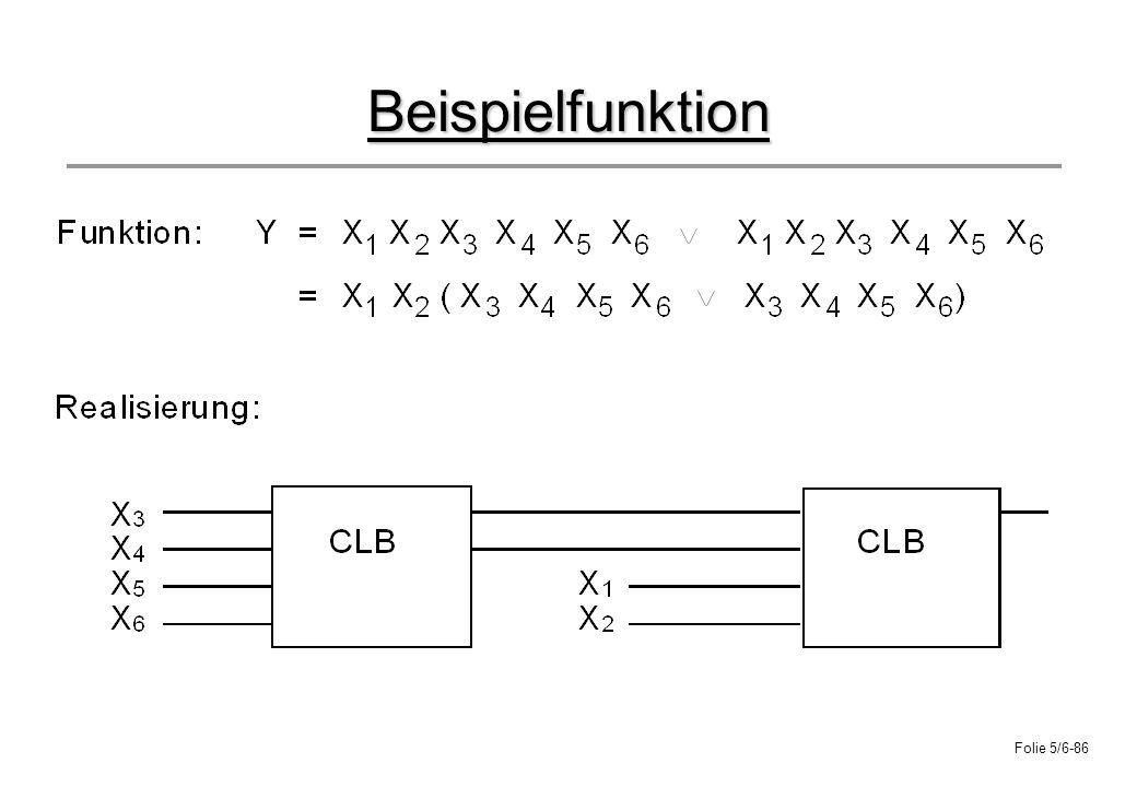 Beispielfunktion