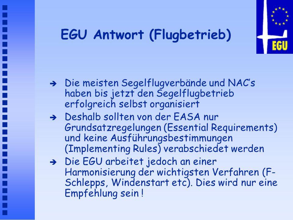 EGU Antwort (Flugbetrieb)