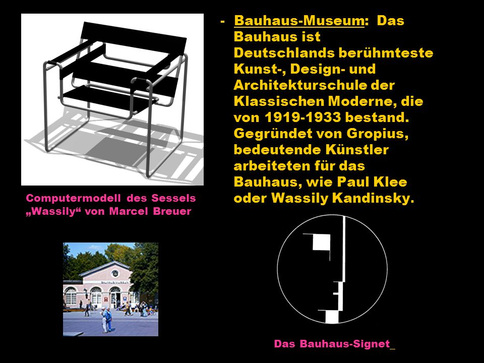 Deutschlands berühmteste Kunst-, Design- und Architekturschule der