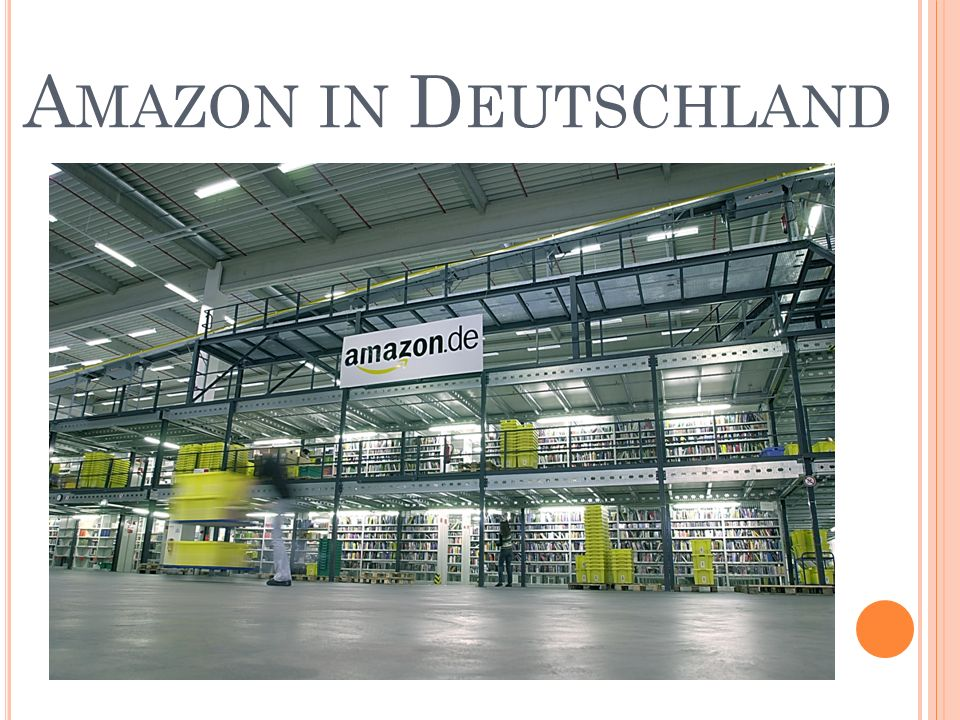 Amazon in Deutschland