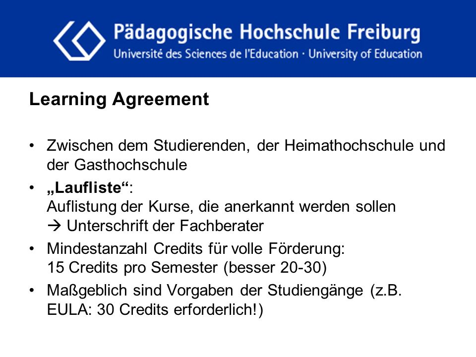 fdgfg Learning Agreement