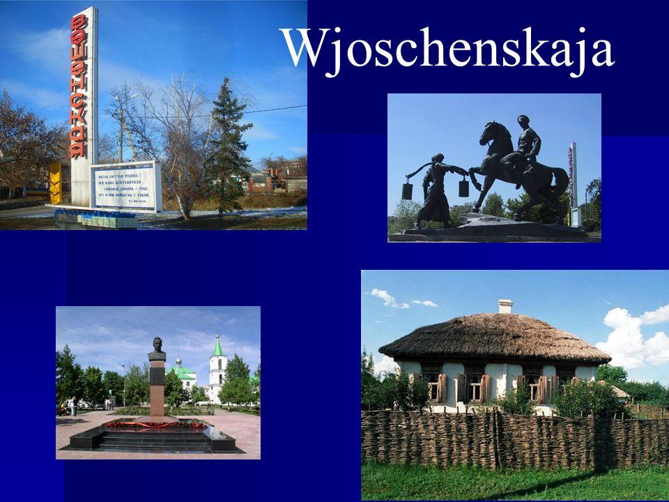 Wjoschenskaja