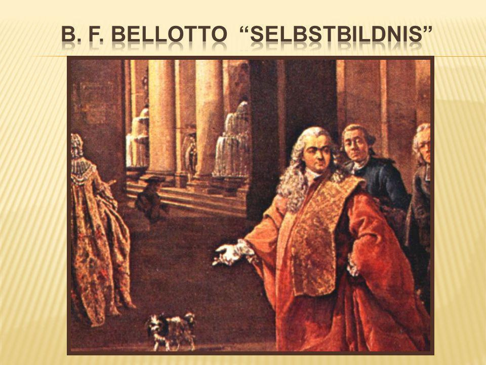 B. F. Bellotto Selbstbildnis