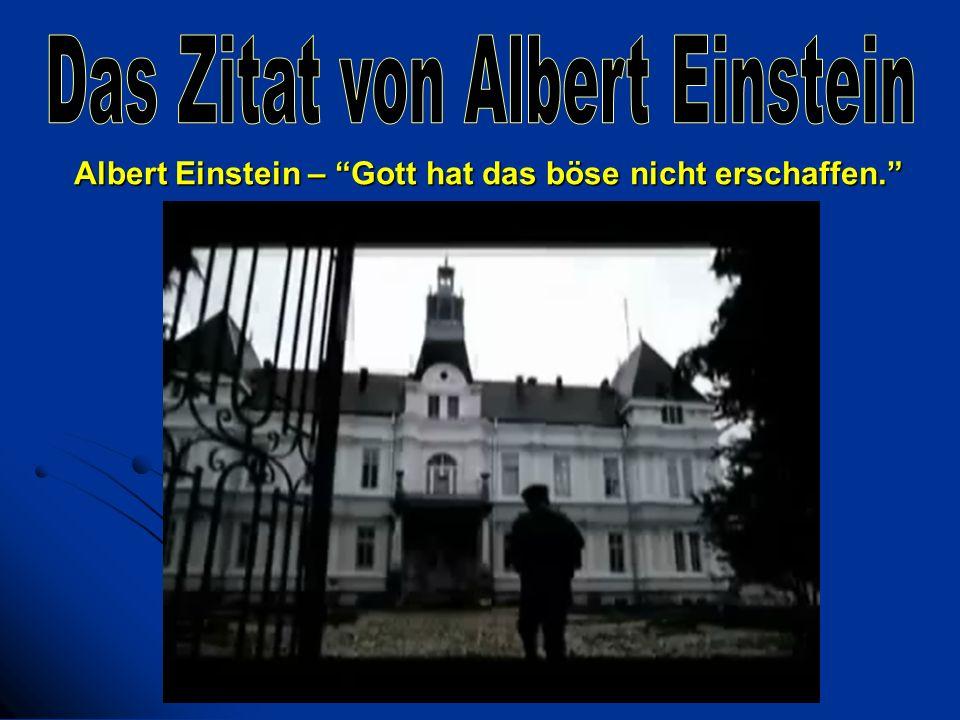 Das Zitat von Albert Einstein
