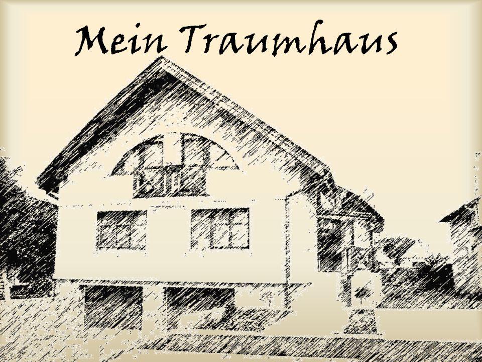 Mein Traumhaus Jakub Vaňo, 1.D, Gymnázium J. A. Raymana