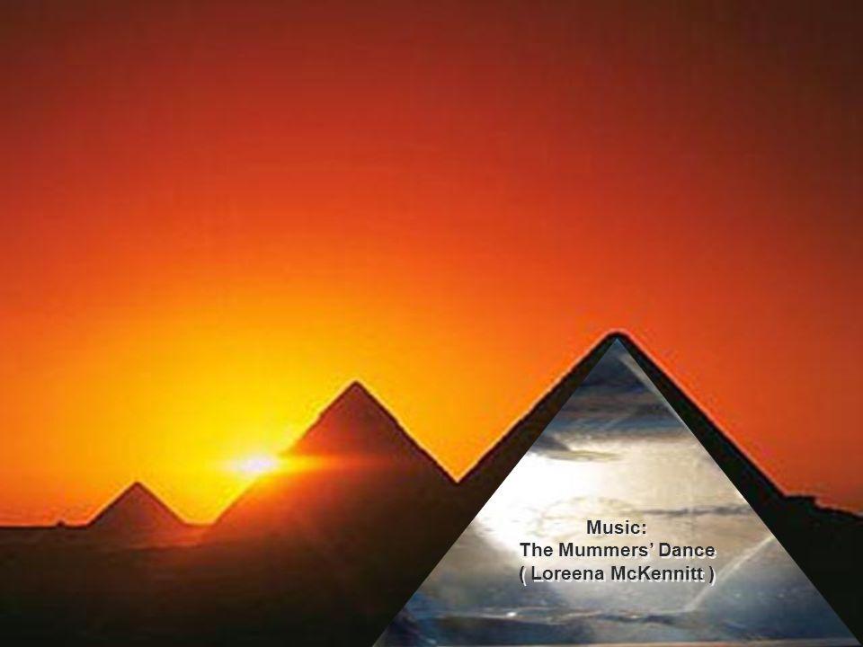 Music: The Mummers' Dance ( Loreena McKennitt )
