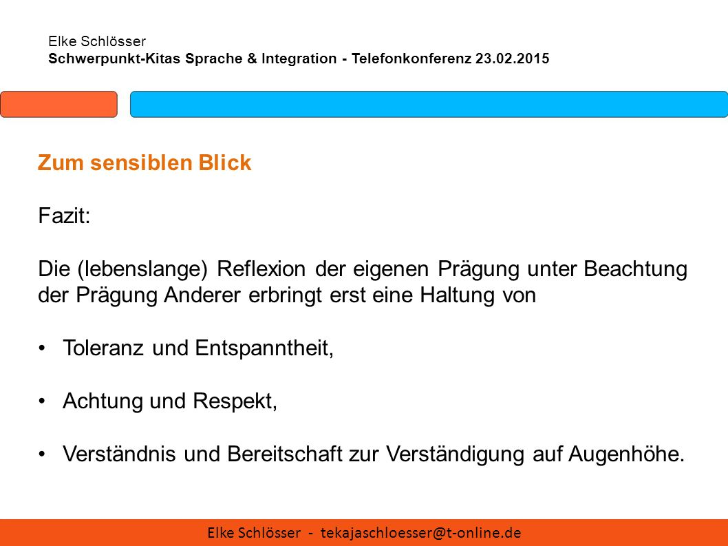 "Bundesprogramm ""Schwerpunkt-Kitas Sprache & Integration"" - ppt video ..."