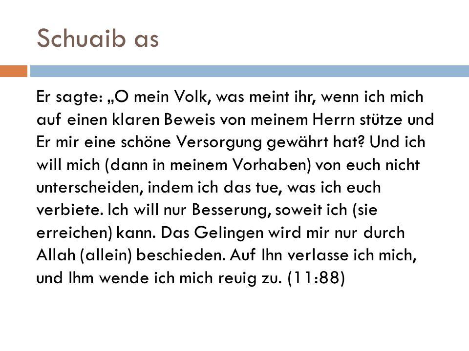 Schuaib as