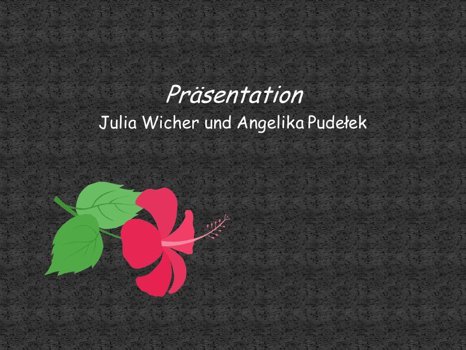 Julia Wicher und Angelika Pudełek