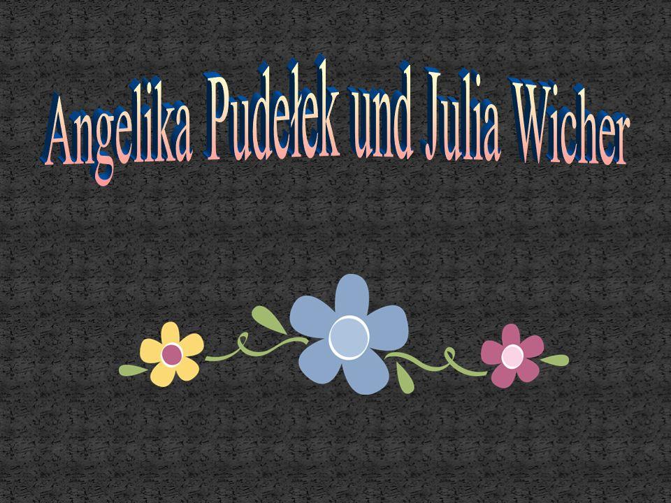 Angelika Pudełek und Julia Wicher
