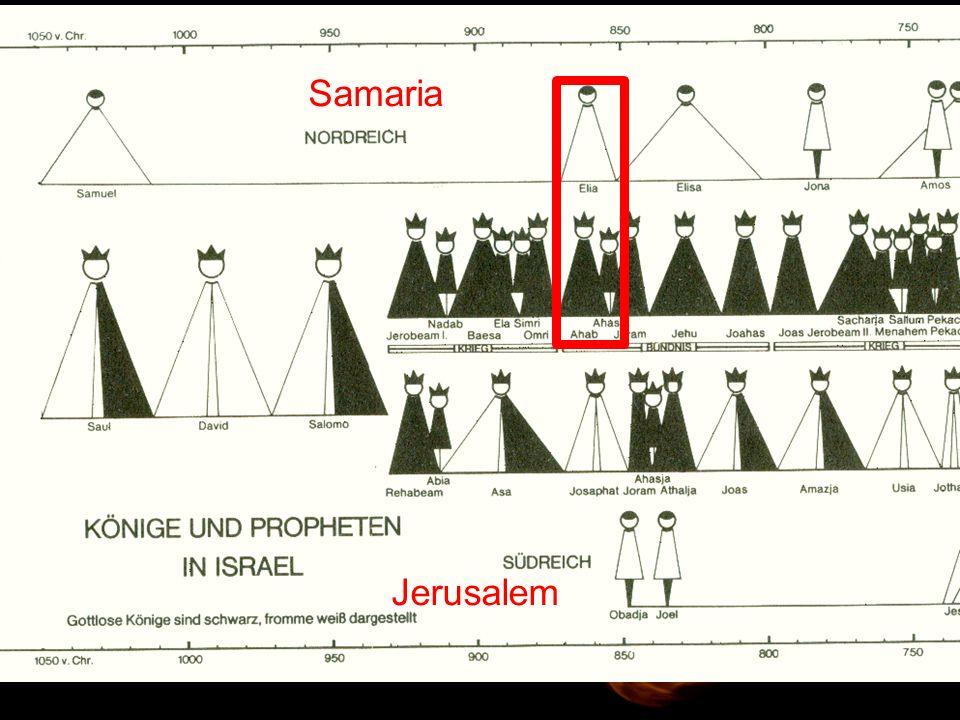 Samaria Jerusalem