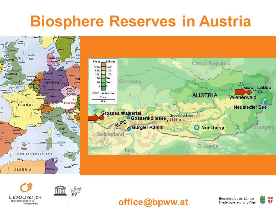 Biosphere Reserves in Austria