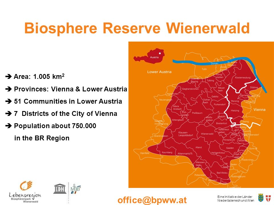 Biosphere Reserve Wienerwald