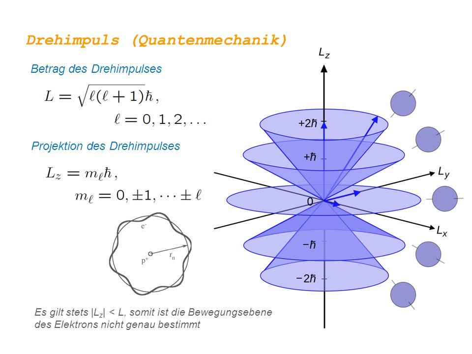 Drehimpuls (Quantenmechanik)