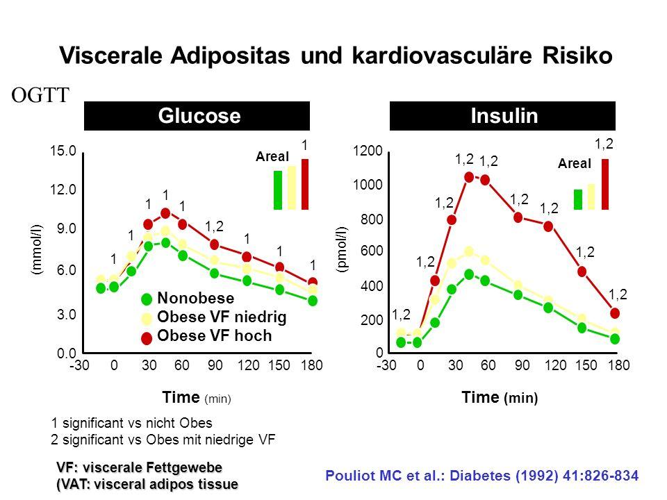 Viscerale Adipositas und kardiovasculäre Risiko