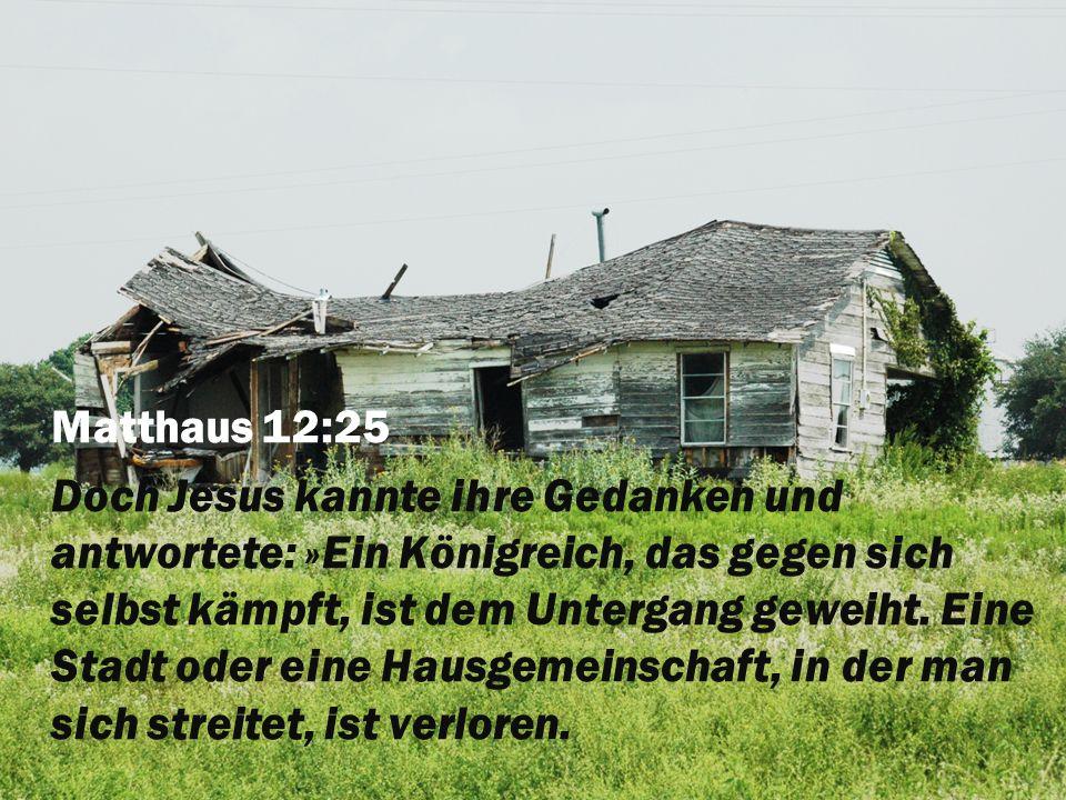 Matthaus 12:25