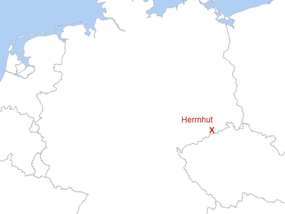 Herrnhut x