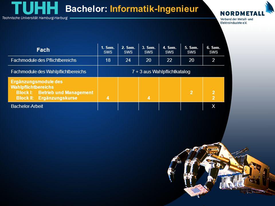 Bachelor: Informatik-Ingenieurwesen (16)