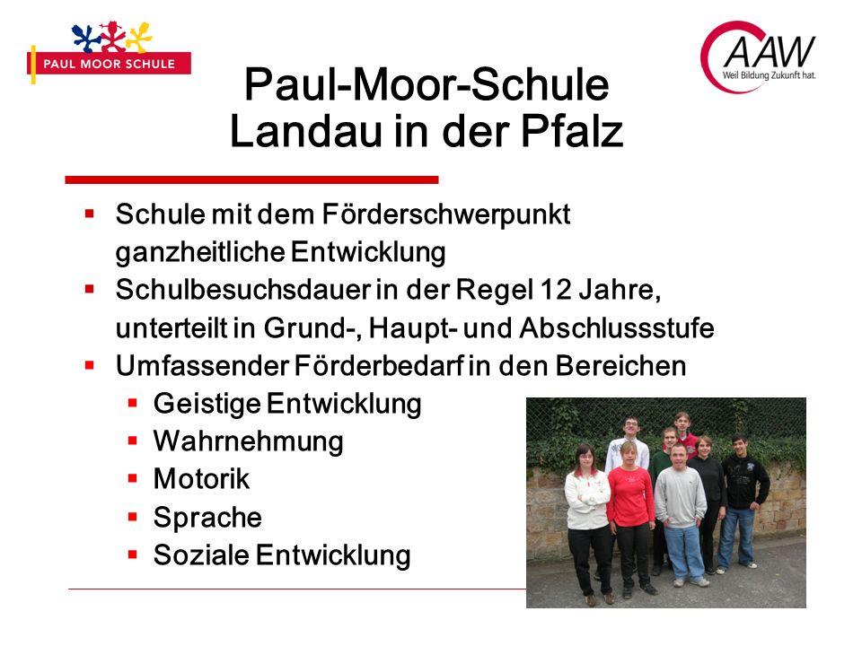 Paul-Moor-Schule Landau in der Pfalz