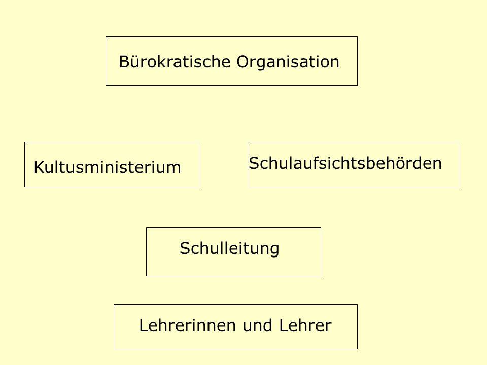 Bürokratische Organisation