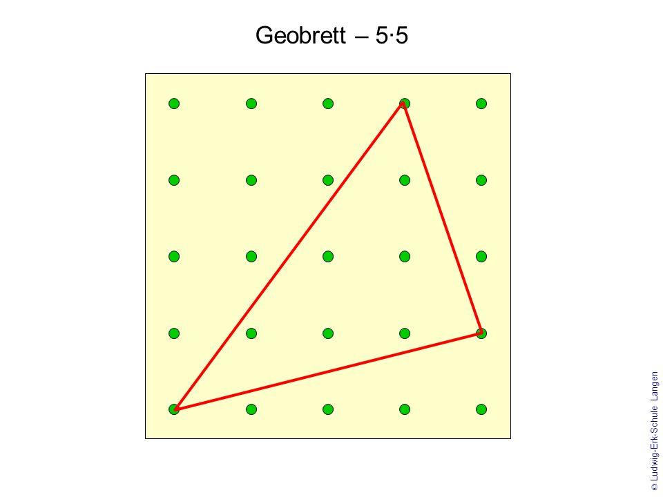 Geobrett – 5·5