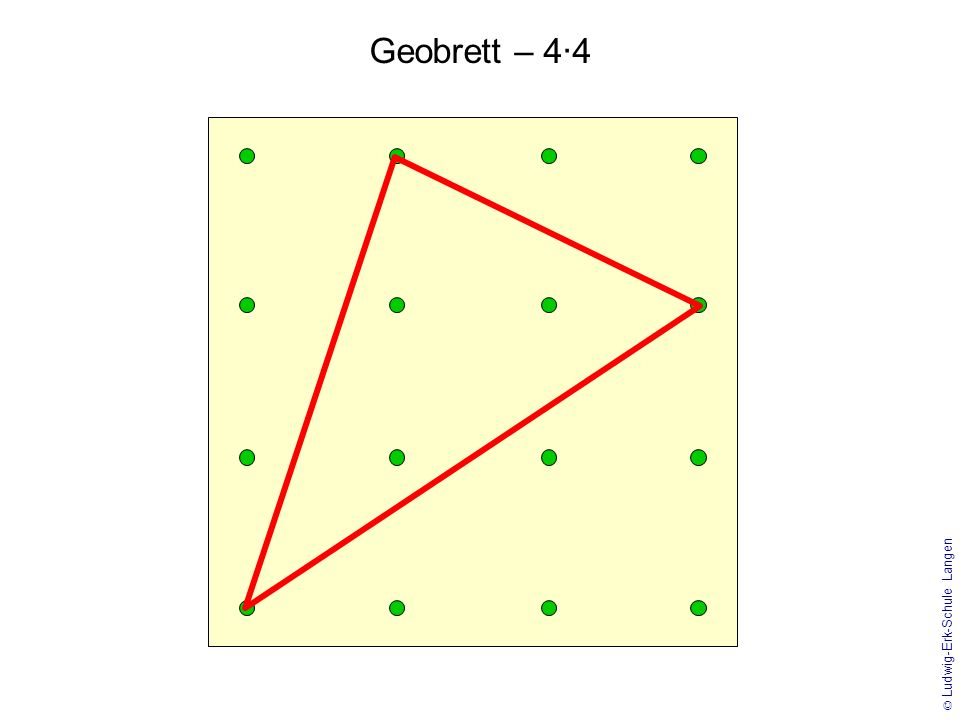 Geobrett – 4·4