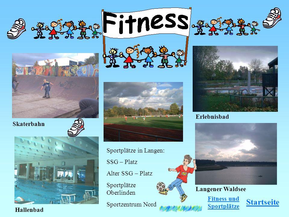 Startseite Erlebnisbad Skaterbahn Sportplätze in Langen: SSG – Platz