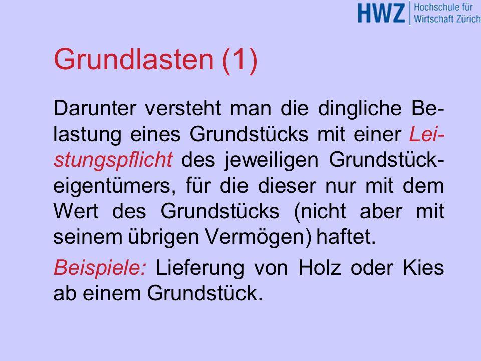 Grundlasten (1)